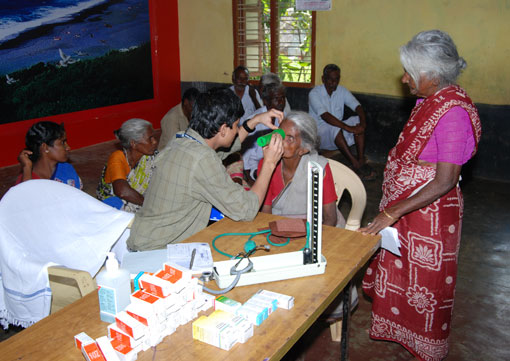 Eye Screening Camp