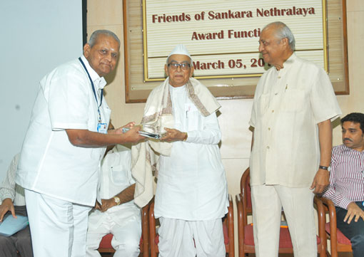 Friends of Sankara Nethralaya