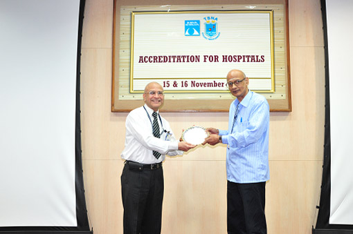 Accreditation for Hospitals