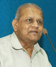 Honorary degree for Dr. Badrinath