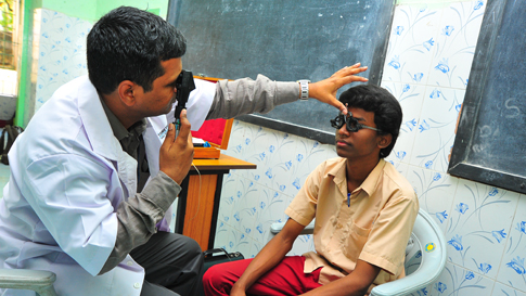 ESO Eye Screening Camp 2015