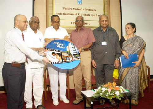 Nethralaya's 'Future Vision' screened