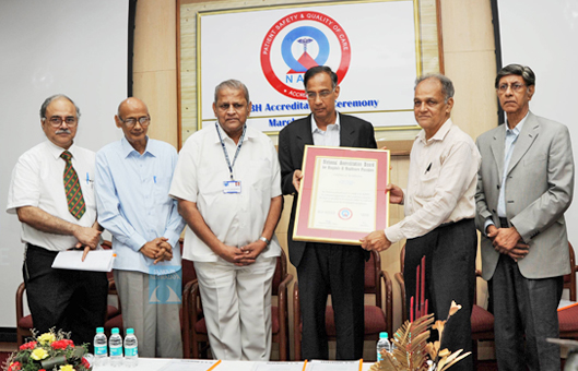 NABH Accreditation ceremony