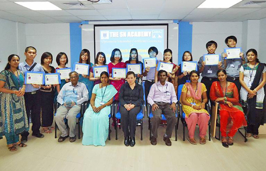 7th batch from Twintech University
