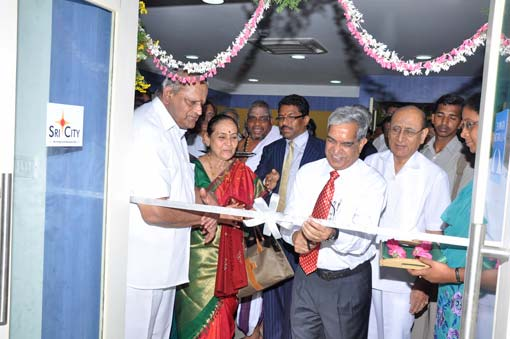Sankara Nethralaya makes its presence in the city of prosperity