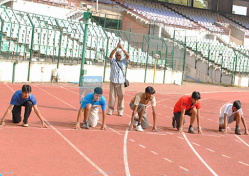 Sankara Nethralaya Sports Meet