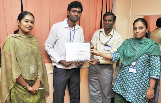 Sankara Nethralaya Academy's fellowship course in Vision Therapy